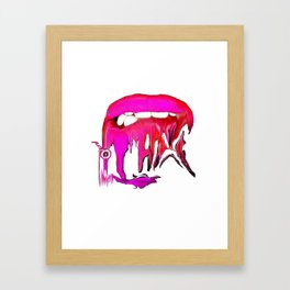 iLAX Framed Art Print