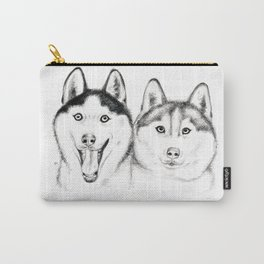 Husky Buddies Carry-All Pouch