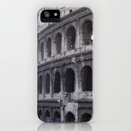 Side of Colosseum iPhone Case