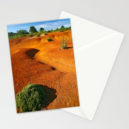 Small desert Stationery Cards