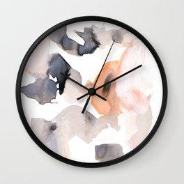 hang loose III Wall Clock