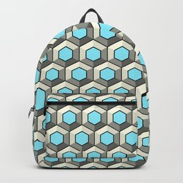 Future texture Backpack