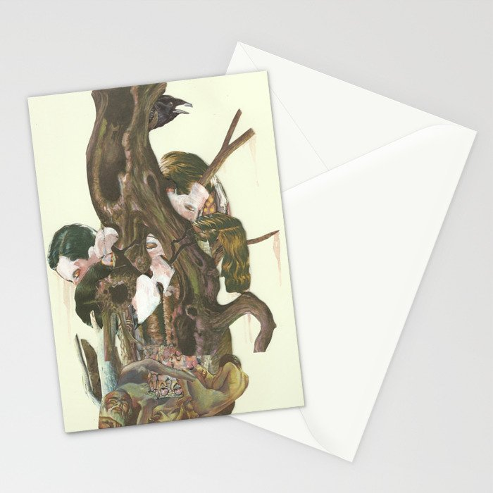 The Unleashed power of the Atom has changed everything Stationery Cards
