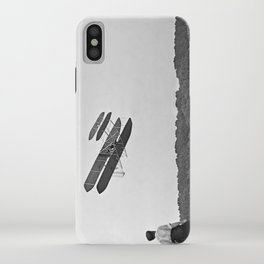 Wright Brothers iPhone Case