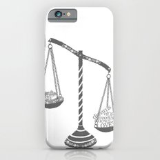 Grayscale Slim Case iPhone 6s