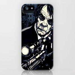 Assassin iPhone Case