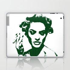 Smoke: Candice Swanepoel Laptop & iPad Skin
