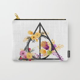 Life and Deathly Hallows Carry-All Pouch