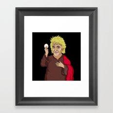 God Stewart Framed Art Print