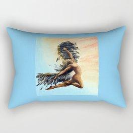 Season of the Legend - Icarus Descending Rectangular Pillow