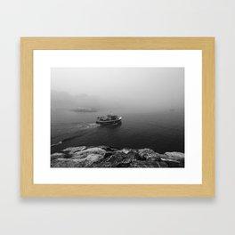 Rockport, MA Framed Art Print