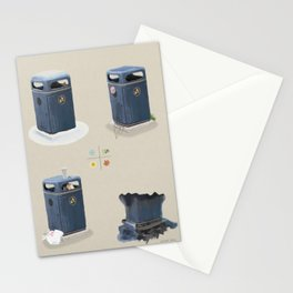 Four seasons Stationery Cards