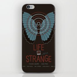 Life is Strange iPhone Skin