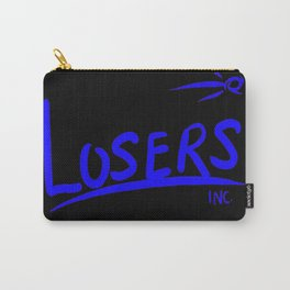 OnBLK Losers Inc. I Carry-All Pouch