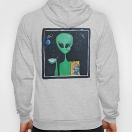 Breakfast in Space Hoody