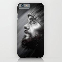 Jared Leto | Monolith Tour Digital Portrait iPhone Case