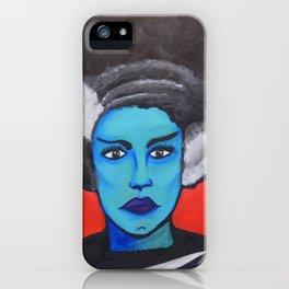 Bride of Frankenstein iPhone Case