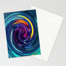 Flambe Liquide Stationery Cards