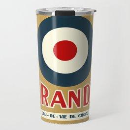 RAF Brandy Travel Mug