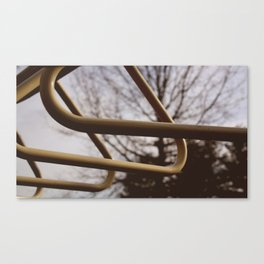Monkey bars  Canvas Print