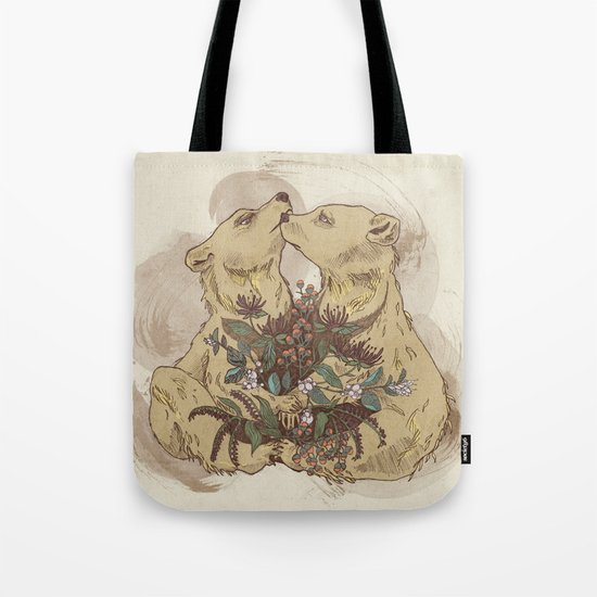That come hither stare. Tote Bag