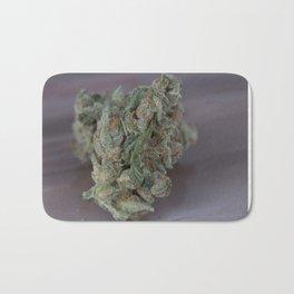 Close up macro of Dr. Who Medicinal Medical Marijuana Bath Mat