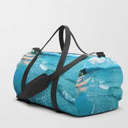 Coastal Scene Duffle Bag