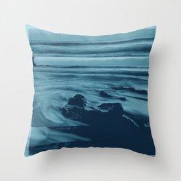 {riptide} Throw Pillow