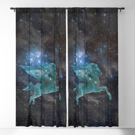 Pegasus and Galaxy Blackout Curtain