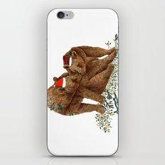 christmas bears iPhone & iPod Skin