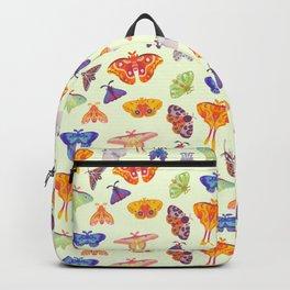 Moth - pastel Backpack