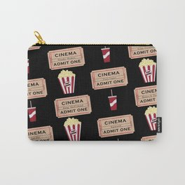 Let's Go to the Movie theatre Carry-All Pouch
