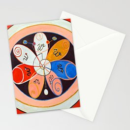 Hilma af Klint Untitled Stationery Cards
