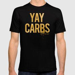 yay carbs T-shirt