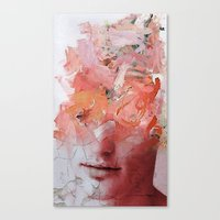 apollo Canvas Prints featuring Apollo by antonio mora