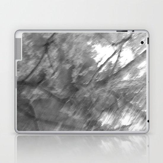 Treeage I - BW Laptop & iPad Skin