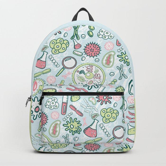 Squirmy Germies Backpack