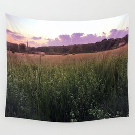 New England Golden Hour Wall Tapestry