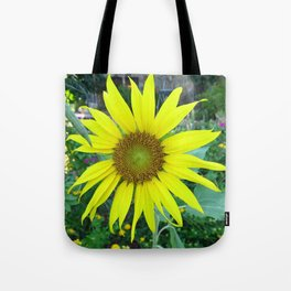 Stunning Sunflower Tote Bag