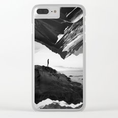 Since the moment I left Clear iPhone Case