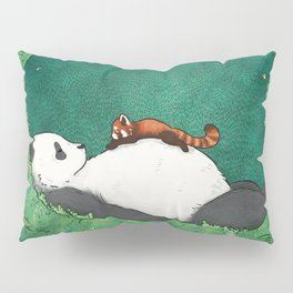 My Neighbor Panda Pillow Sham