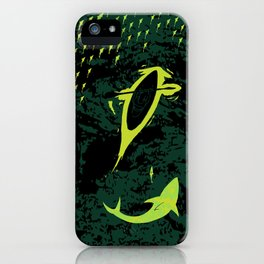 Bioluminescent Bay, Vieques, PR iPhone Case