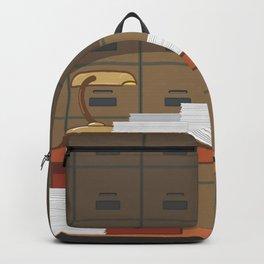 lost in kafka's process Backpack
