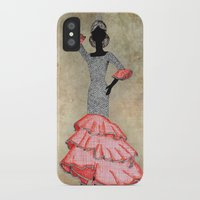 spain iPhone & iPod Cases featuring Spain by Dany Delarbre