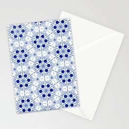 Delft Pattern 2 Stationery Cards