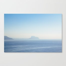 Peninsula Canvas Print