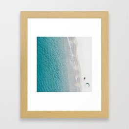 Coast 7 Framed Art Print