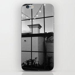 Rear Window iPhone Skin