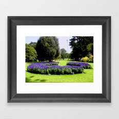 A touch of Colour Framed Art Print