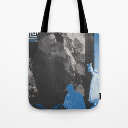 Hurried Blood Of The Redeemer Tote Bag